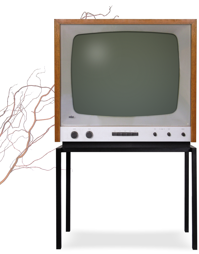 Alte Fernseher Sammler